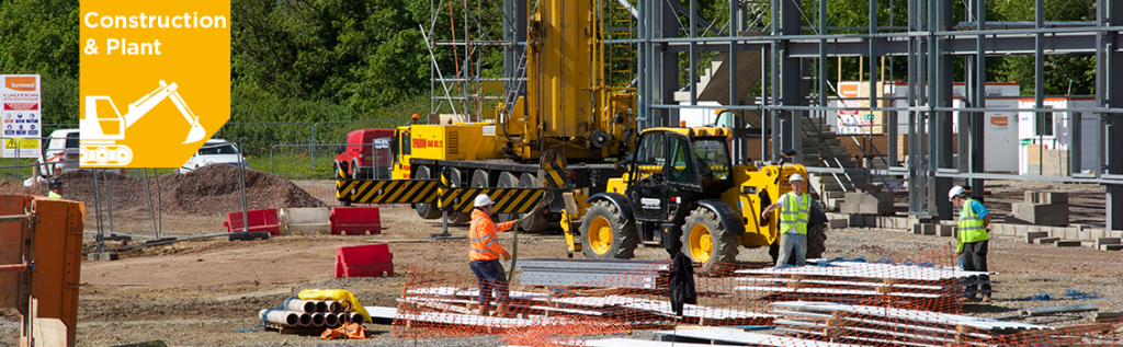 Construction-&-Plant-- industrial training gloucestershire