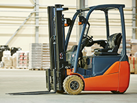 Counterbalance-forklift